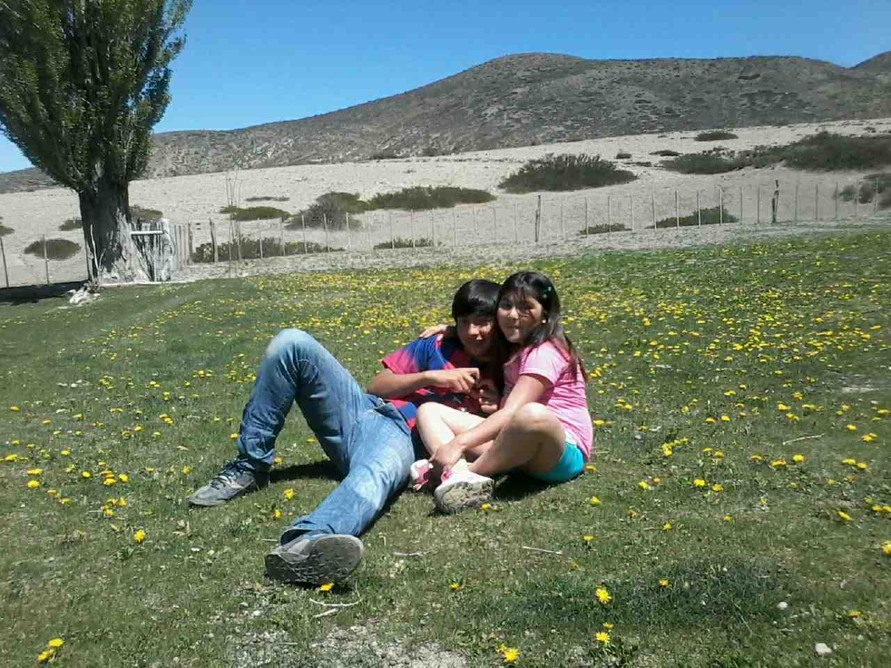 Carlitos y Mica bd