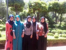 Zahira et ses amies